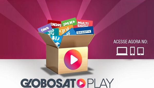 Globosat Play lança aplicativo para Smart TVs e Blu-ray da Sony