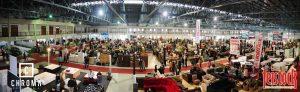 27ª Feistock feira de móveis e decoração, de 9 a 12 de novembro